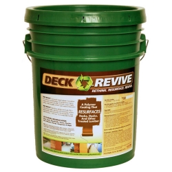 Deck revive kit deck revive by gulf synthetics gulf for Revive deck cleaner