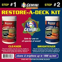 Gemini RAD Label