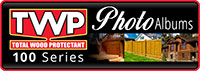 TWP 100 Series Photo Albums ad