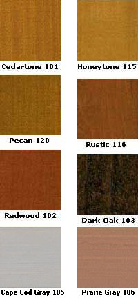 TWP 100 Series Deck Stain Colors 1 Gallon